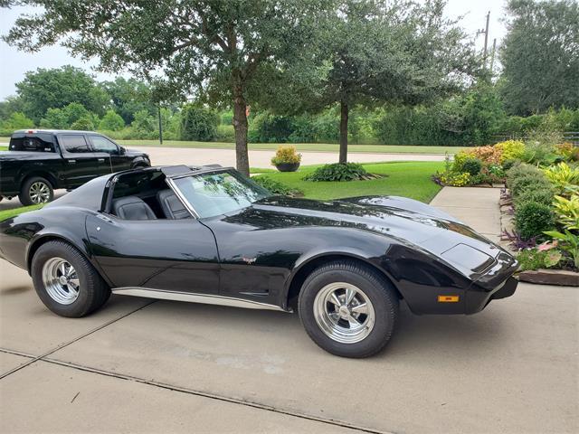 1977 Chevrolet Corvette Stingray (CC-1510323) for sale in Cypress, Texas