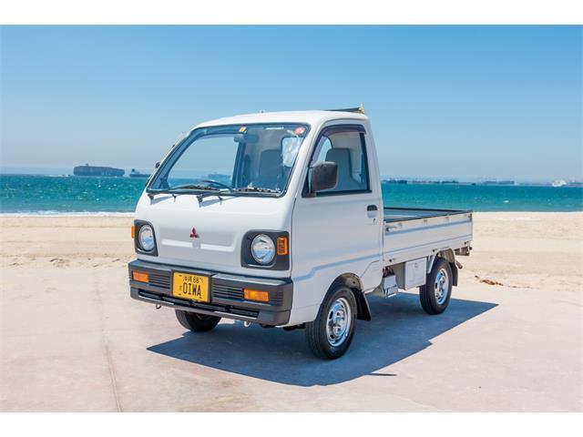 1992 Mitsubishi Minicab (CC-1510324) for sale in Long Beach, California
