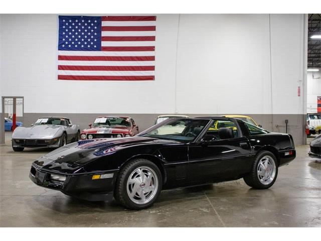 1989 Chevrolet Corvette (CC-1513268) for sale in Kentwood, Michigan