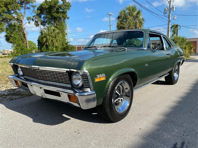 1972 Chevrolet Nova (CC-1510327) for sale in Pompano Beach, Florida