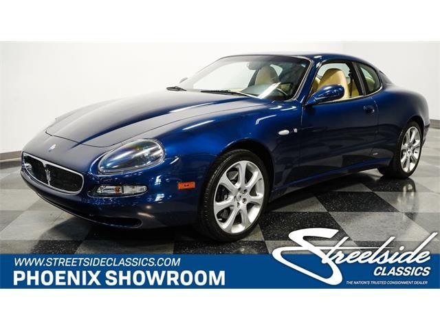 2004 Maserati Coupe (CC-1513289) for sale in Mesa, Arizona