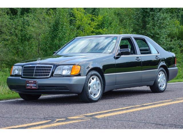1993 Mercedes-Benz 300 (CC-1513302) for sale in St. Louis, Missouri