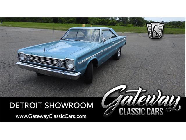1966 Plymouth Belvedere (CC-1513318) for sale in O'Fallon, Illinois