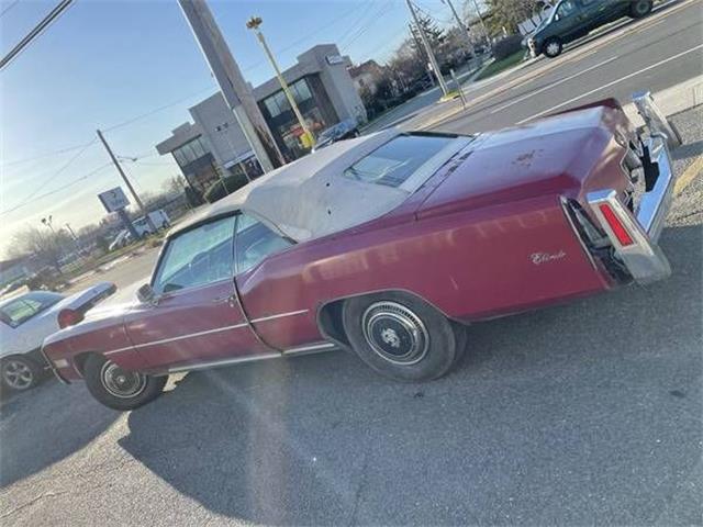 1975 Cadillac Eldorado (CC-1513335) for sale in Cadillac, Michigan