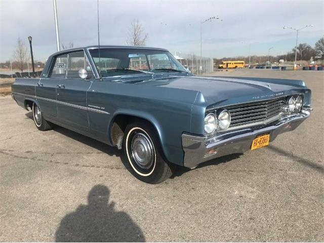 1963 Oldsmobile Dynamic 88 (CC-1513357) for sale in Cadillac, Michigan