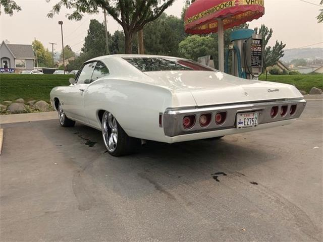 1968 Chevrolet Impala (CC-1513369) for sale in Cadillac, Michigan