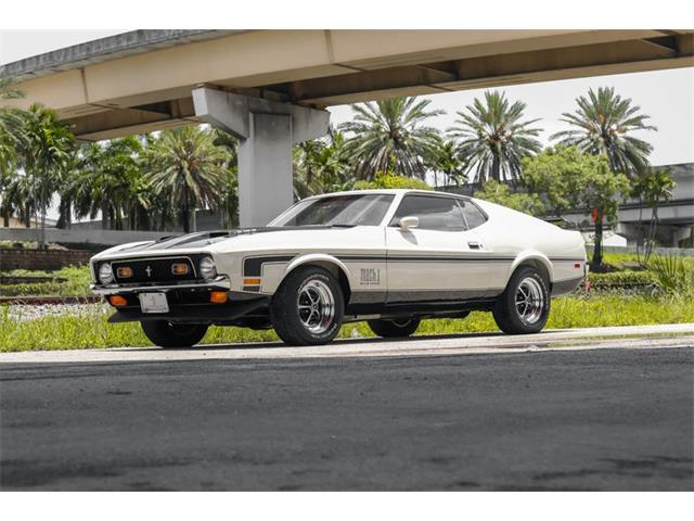 1971 Ford Mustang (CC-1513375) for sale in Fort Lauderdale, Florida