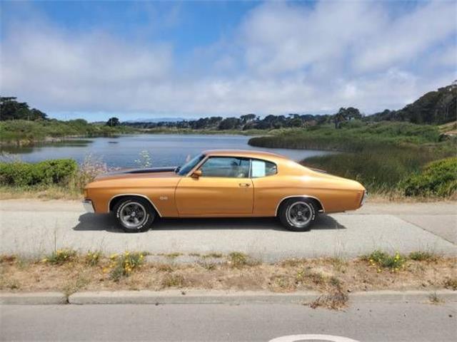 1972 Chevrolet Chevelle (CC-1513390) for sale in Cadillac, Michigan