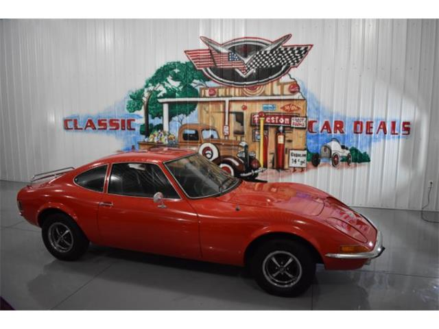 1973 Opel GT (CC-1513391) for sale in Cadillac, Michigan