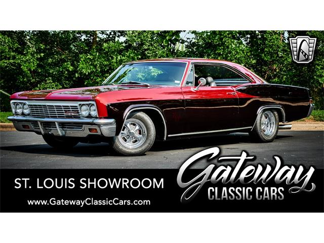1966 Chevrolet Impala (CC-1513533) for sale in O'Fallon, Illinois