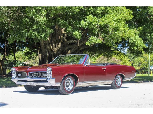 1967 Pontiac GTO (CC-1513544) for sale in Sarasota, Florida