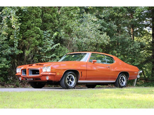 1972 Pontiac GTO (CC-1513553) for sale in Hudson, Massachusetts
