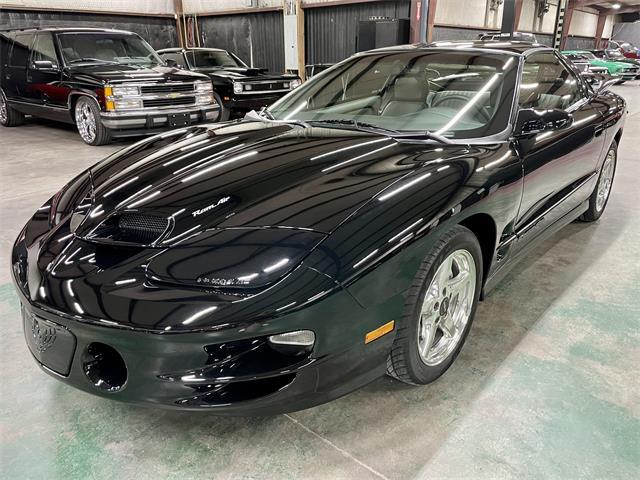 1998 Pontiac Firebird Trans Am WS6 (CC-1513561) for sale in Sherman, Texas