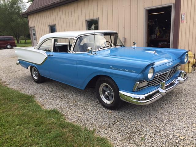 1957 Ford Fairlane (CC-1513568) for sale in MILFORD, Ohio