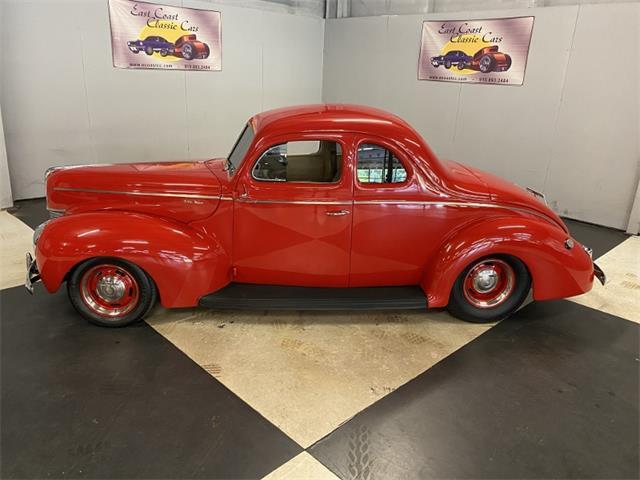 1940 Ford Coupe (CC-1513571) for sale in Lillington, North Carolina