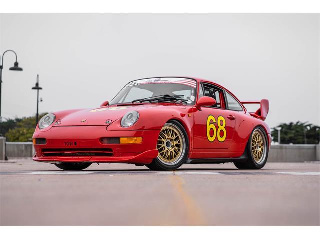 1995 Porsche 911 Carrera (CC-1513600) for sale in Monterey, California