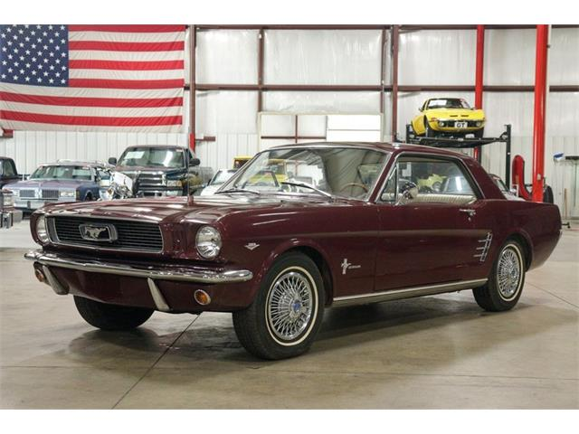 1966 Ford Mustang (CC-1513611) for sale in Kentwood, Michigan