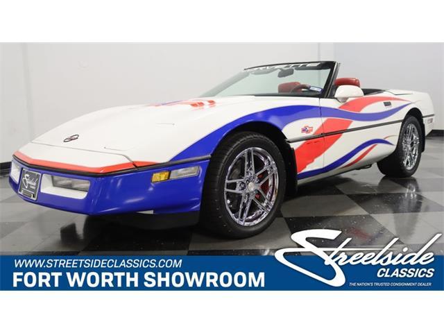 1989 Chevrolet Corvette (CC-1513612) for sale in Ft Worth, Texas