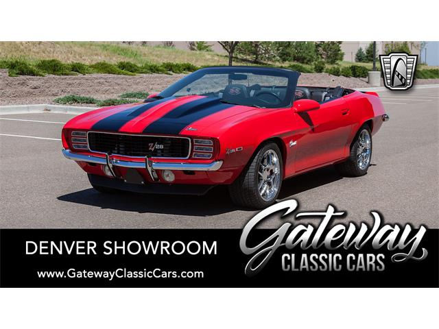 2002 Chevrolet Camaro (CC-1513634) for sale in O'Fallon, Illinois