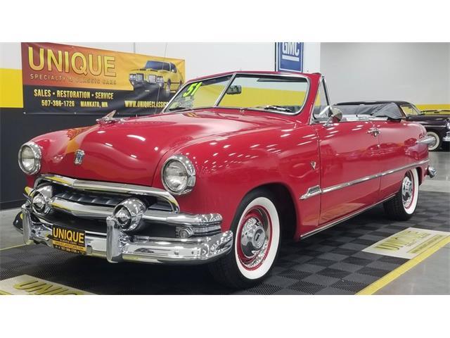 1951 Ford Custom (CC-1513641) for sale in Mankato, Minnesota