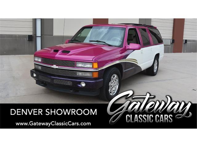 1996 Chevrolet Suburban (CC-1513649) for sale in O'Fallon, Illinois