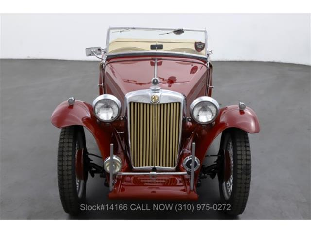 1949 MG TC (CC-1513653) for sale in Beverly Hills, California
