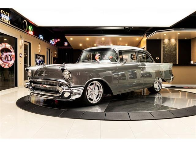 1957 Chevrolet 150 (CC-1513667) for sale in Plymouth, Michigan