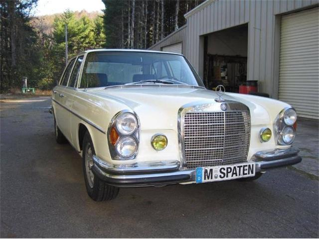 1967 Mercedes-Benz 250S (CC-1513684) for sale in Cadillac, Michigan