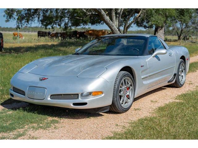 2002 Chevrolet Corvette (CC-1513685) for sale in Fredericksburg, Texas