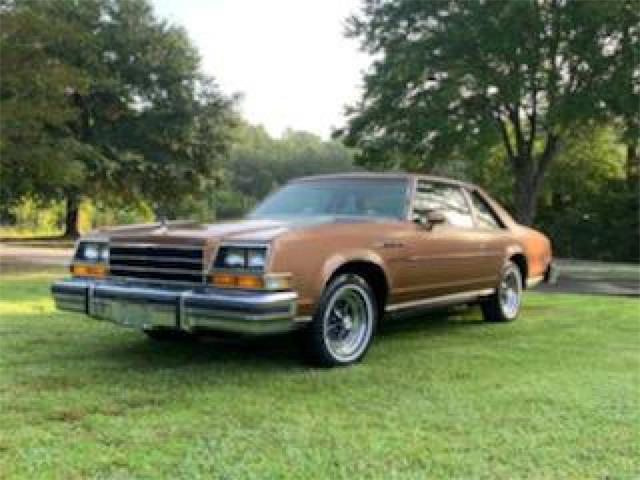 1979 Buick LeSabre (CC-1510369) for sale in Biloxi, Mississippi