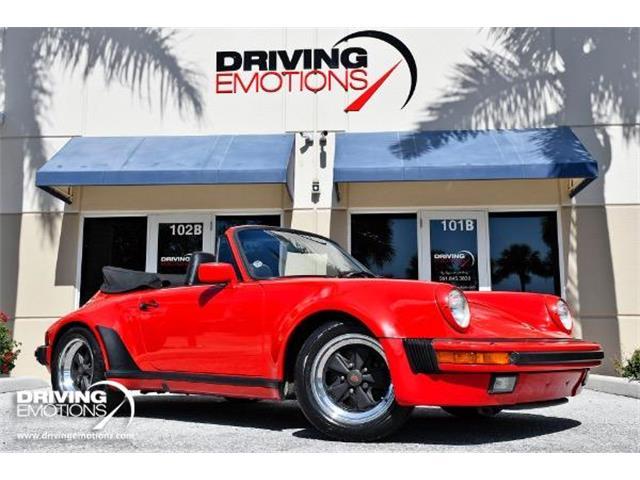 1986 Porsche 911 Carrera (CC-1513690) for sale in West Palm Beach, Florida
