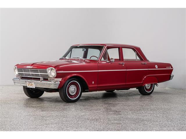 1962 Chevrolet Chevy II (CC-1513691) for sale in Concord, North Carolina