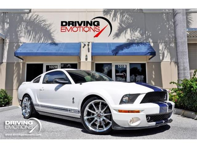 2008 Shelby GT500 (CC-1513692) for sale in West Palm Beach, Florida