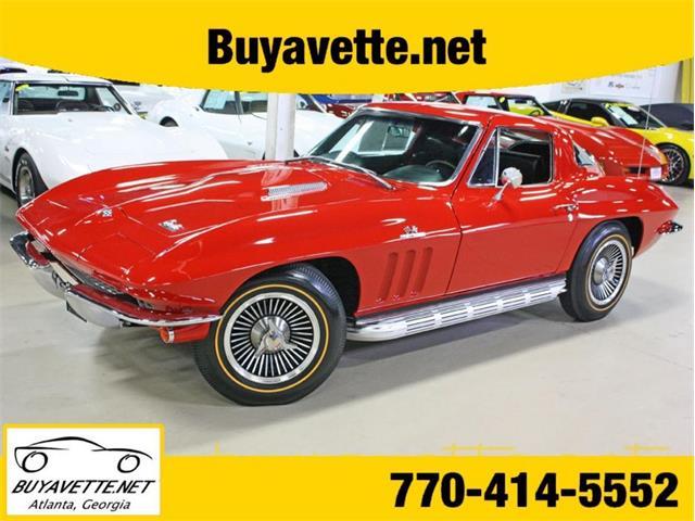 1966 Chevrolet Corvette (CC-1513695) for sale in Atlanta, Georgia
