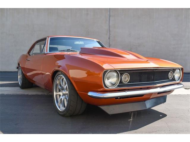 1967 Chevrolet Camaro (CC-1513696) for sale in Costa Mesa, California