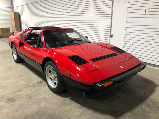1985 Ferrari 308 GTS (CC-1513711) for sale in Cadillac, Michigan
