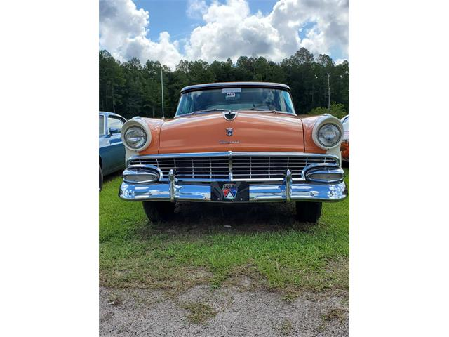 1956 Ford Fairlane Sunliner (CC-1510372) for sale in Biloxi, Mississippi