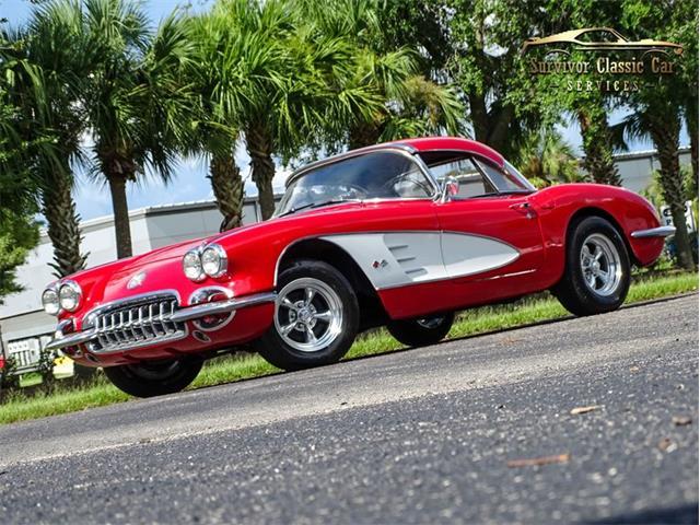 1959 Chevrolet Corvette (CC-1513726) for sale in Palmetto, Florida