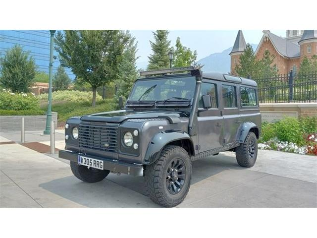 1993 Land Rover Defender (CC-1513727) for sale in Cadillac, Michigan