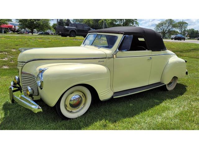 1941 Plymouth Deluxe (CC-1513736) for sale in Troy, Michigan