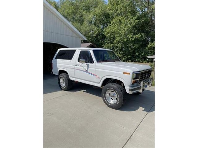 1984 Ford Bronco (CC-1513737) for sale in Cadillac, Michigan