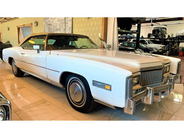 1975 Cadillac Eldorado (CC-1513762) for sale in Lake Hiawatha, New Jersey