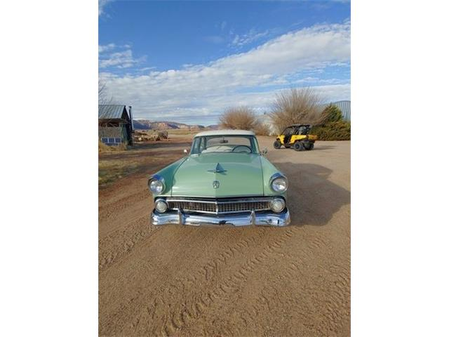 1955 Ford Custom (CC-1513766) for sale in Cadillac, Michigan