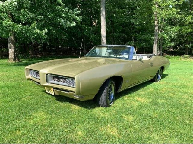 1968 Pontiac GTO (CC-1513772) for sale in Cadillac, Michigan