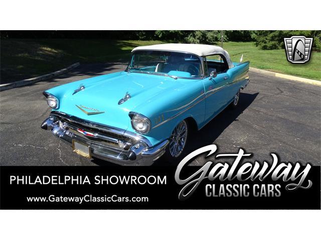 1957 Chevrolet Bel Air (CC-1513774) for sale in O'Fallon, Illinois