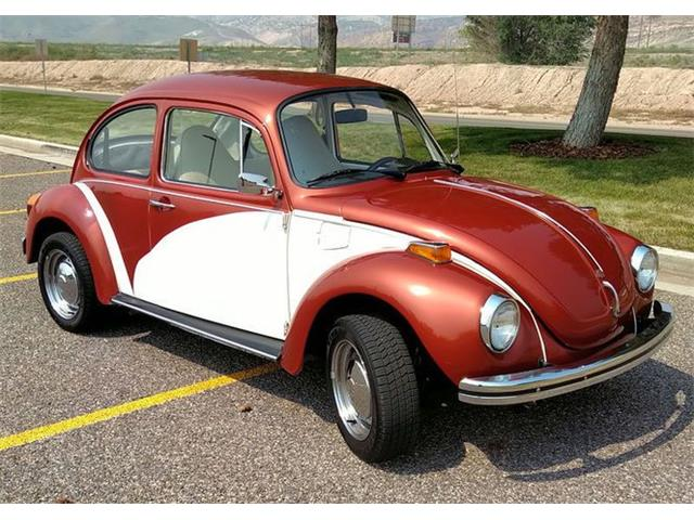 1972 Volkswagen Super Beetle (CC-1513785) for sale in Cadillac, Michigan
