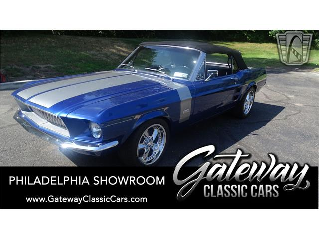 1967 Ford Mustang (CC-1513788) for sale in O'Fallon, Illinois