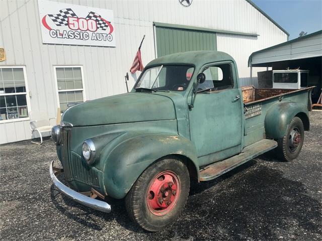 1948 Studebaker M15 (CC-1513789) for sale in Knightstown, Indiana
