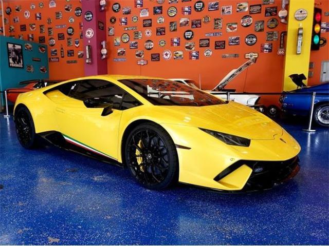 2018 Lamborghini Huracan (CC-1513793) for sale in Cadillac, Michigan