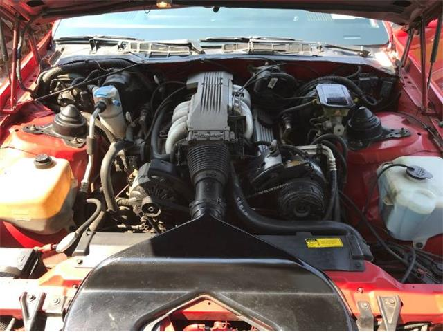 1986 Chevrolet Camaro (CC-1513799) for sale in Cadillac, Michigan